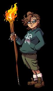 Ana-terra-Flame
