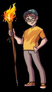 kiko-Fogueira-Flame