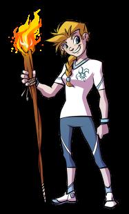 maria-brisa-Flame